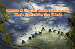 Winners of the 2nd Global Photography Photo Contest for the Elderly
