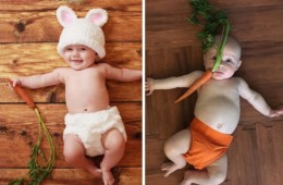 Expectations vs Reality: Hilarious baby photoshoot fails