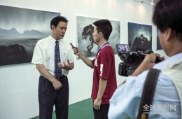 A short interview with Li Qianguang during Yichun Photography Festival