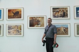 An interview with Koot Marais at the Yichun Photography Festival