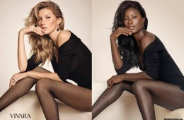 Black model recreates fashion campaigns featuring white models: 'Diversity matters'