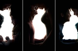 These creative photos use optical illusions to promote pet adoption