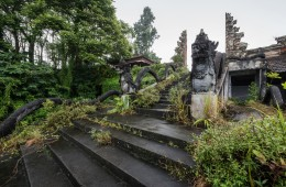 The Ghost Hotel: Once Star Hotel Lost in the Bali Island
