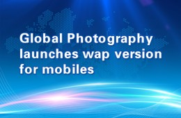 Global Photography launches wap version for mobiles