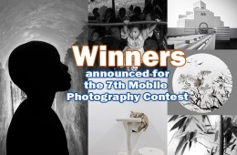 Winners announced for the 7th Mobile Photography Contest