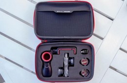Olloclip and Incase launch limited edition 'Filmer's Kit' iPhone accessory kit