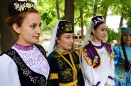 Traditional Costume of Tatar Minority