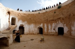 The Last Families Living in Tunisia's Underground Houses