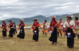 Main Traditional Festival of Tibetan Minority Ⅰ