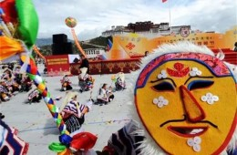Main Traditional Festival of Tibetan Minority Ⅲ
