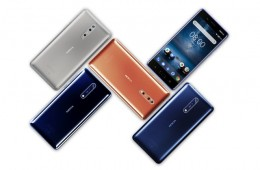 WITH 'PURE' ANDROID AND ZEISS OPTICS, THE NOKIA 8 DOES ITS BADGE PROUD