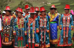 Traditional Festivals of Yugur People