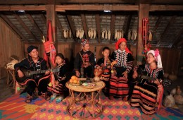 History of Lahu people
