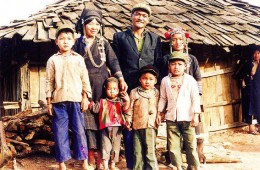 Origins and History  of Hani Ethnic Minority
