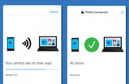 Microsoft Photos Companion app offers easy photo transfer from smartphones to PC