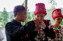 Traditional Marriage Customes of Jingpo People