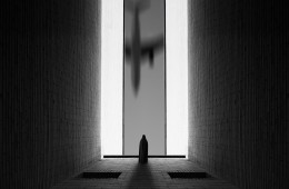 The Space in Between: A Different World Through B/W Minimalistic View
