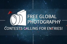 Free Global Photography contests calling for entries!