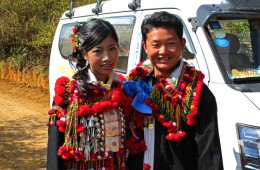 Traditional Customs of Deang Minority