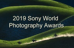 NOW OPEN FOR ENTRIES: 2019 Sony World Photography Awards