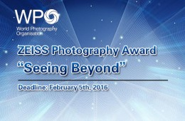 "ZEISS Photography Award ""Seeing Beyond"""
