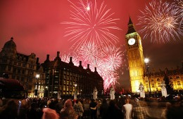 20 best places to celebrate New Year's Eve