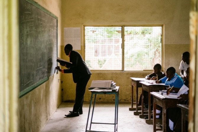 Everyday Education: How a Photography Project Become a Movement in ...