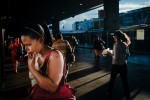 The Bus Stop: Documentary Photos Revealing Million Person's Orchestra in Brasilia[15]