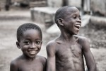 Candid Portraits of Children in Togo[2]