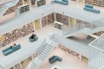 Quite Zone: Stuttgart Municipal Library[19]
