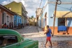 Seeing Colorful Cuba Again: Cuban Souls, Trinidad[10]