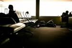 Terminal 2: Sleeping Voyagers in Paris Airport[7]